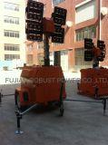 Tour d'éclairage mobile imperméable à l'eau de DEL Rplt6900