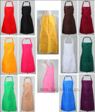 Cotone bollato promozionale/cucina poliestere/non tessuta che cucina grembiule