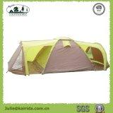 kampierendes Zelt der Familien-4p mit Wohnzimmern den 1 Schlafzimmer-2