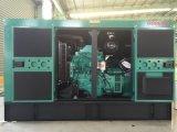diesel silencioso Synchronous do gerador de 62.5kVA 50kw Cummins