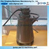 Edelstahl-Roheisen-versenkbare Wasser-Pumpe