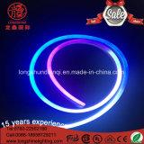 IP65 IP68 LEIDENE van de Kleur 120LEDs van Ce 11-15W 12V de Volledige MiniStrook van het Neonlicht