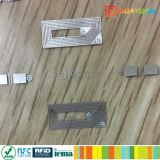 Autoadesivo del contrassegno di NTAG213 NDEF Ntag 216 NFC 8X18mm con adesivo