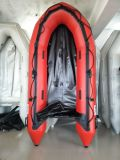 Tender in Donkergrijs Kleur (3.6m, aluminium vloer)