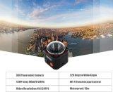 Du panorama 360 d'action mini DV appareil-photo de sport de l'appareil-photo