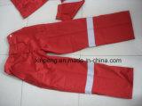 Одежды работы продукции фабрики изготовленный на заказ, куртки и брюки, длиной Sleeved, опционная ткань, тип