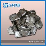 Thulium van de hoogste Kwaliteit Metaal met Zilveren Grijs Metaal