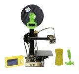 Печатание портативная пишущая машинка 3D высокой точности трансформатора 150*150*100mm подъема миниое с ABS PLA