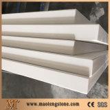Artificial Stone Pure White Quartz Kitchen and Bathroom Countertops
