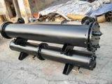 Shell de acero de carbón y cambiador de calor del tubo