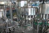 Chaîne de production remplissante de l'eau pure lavage, remplissage, matériel 3 in-1 Monobloc recouvrant