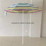Подгонянный зонтик рекламы зонтика промотирования наклона полиэфира