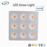 Hoch-Lumen 9*200W LED wachsen für medizinische Pflanzen hell