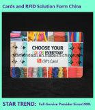 Plastikkarte Belüftung-Karte farbenreich