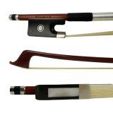 Strumenti dell'arco 4/4 1/2 Muscial del Brazilwood dell'arco del violoncello
