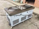 熱い販売! タイ様式の揚げ物のアイスクリームロール機械