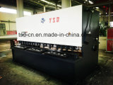 Cisaillement de la machine de cisaillement hydraulique 12mm acier doux Sheetl (QH12Y-12*3200)