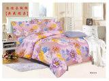 Van China Suppiler van het Huis de Textiel Goedkope Beddegoed Reeks van Koningin Size Duvet Cover Colorful