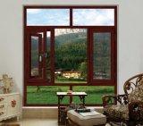 Окно термально пролома высокого качества Foshan Woodwin алюминиевое