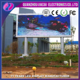 Preço de fábrica P6 Full Color Waterproof Large LED Outdoor Display