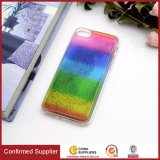 Cool Rainbow Liquid Glitter Phone Cases para iPhone 6/7