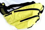 Sac de tissu de polyester pour l'ordinateur portatif d'élève d'école augmentant le sac à dos de course (GB#20082)