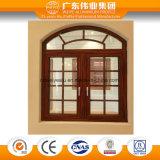 شعبيّة و [هيهغ] نوعية [ألومينيوم ويندوو] خشبيّة لون شبّاك نافذة