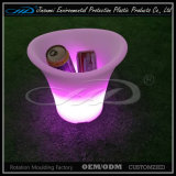 Factory Direct Selling Plastic Modern LED Wine Bucket