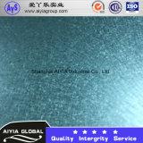 上塗を施してあるGalvalumeの鋼板を着色しなさい及び巻きなさい(55%のAlZn)