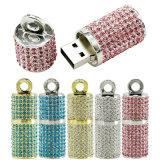 USB3.0 cristal USB Pendrive de carte mémoire Memory Stick du collier USB