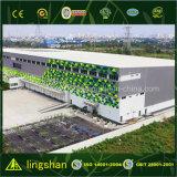 직업적인 디자인에 의하여 조립식으로 만들어지는 강철 구조물 건물 또는 작업장 또는 공장