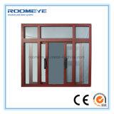 Fenêtres à guillotine coulissant Roomeye fenêtres coulissantes en verre pour les bureaux