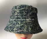шлем 100%Cotton Sun с на всем печатью на раковине (LY060)