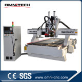Маршрутизатор CNC Woodworking с Atc (1530 OMNI)