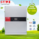 Inversores solares da grade trifásica de SAJ 15KW 3MPPT IP65 com interruptor da C.C.