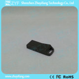 Mini movimentação preta nova do flash do USB do metal 2017 com logotipo (ZYF1768)