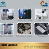 Vmc855L CNC van de Technologie van Taiwan het Centrum van de Machine van het Malen van het Tafelblad