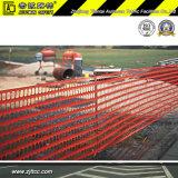 1.2M réfléchissant barrière de sécurité en plastique orange fluorescent Net (CC-SR120-06535)