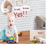 Carreaux de mousse non toxique Baby-House XPE Autocollant/panneau mural en mousse