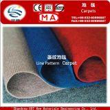 Alfombra de lana Alfombra de insonorización Mat incombustible