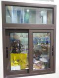 Schiebendes Glasfenster-Aluminiumrahmen auf anodisiert oder Puder beschichtet