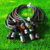 E27 LED Girlande-Riemen-Licht für Weihnachtsim freiendekoration-Licht