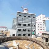 Estrutura de aço High-Rise Prefab edifícios de oficina