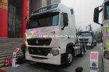 人の技術のSinotruk HOWO T7h 480HP 4X2のトラクターのトラック