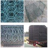 Het vervaardigde Hexagonale Opleveren van de Draad Gabion