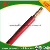 Cabo de fio elétrico de cobre contínuo da BV único duramente 2.5mm