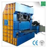 Гидровлическая машина резца листа металла меди утюга