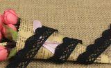 普及したファン形の衣服およびパッキングのための小さい波のレース