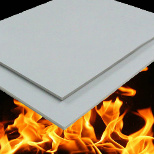 Comitato-Aludong composito di alluminio della prova di fuoco