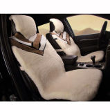 Universal Fit Sheepskin Car Seat Cover Two Tone